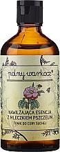 Kup Nawilżająca esencja do twarzy dla cery suchej z mleczkiem pszczelim - Polny Warkocz