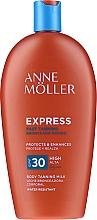 Kup Wodoodporny krem do opalania do ciała - Anne Moller Express SPF30