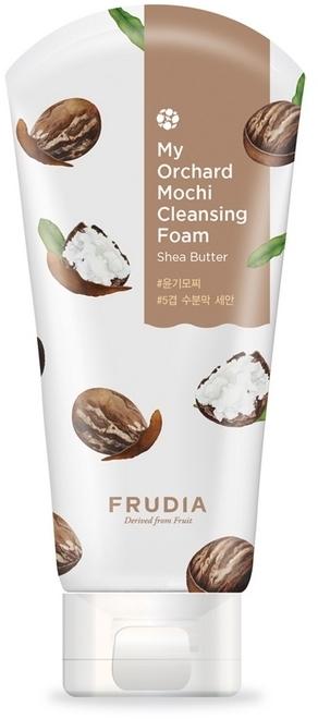 Oczyszczająca pianka do twarzy z masłem shea - Frudia My Orchard Shea Butter Mochi Cleansing Foam — фото N1
