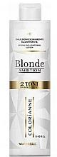 Kup Rozjaśniający balsam do włosów - Brelil Colorianne Blonde Ambition