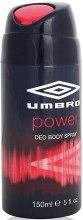 Kup Umbro Power - Perfumowany dezodorant w sprayu