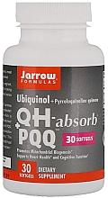 Kup Suplement diety Ubichinol i PQQ - Jarrow Formulas Ubiquinol QH-Absorb + PQQ