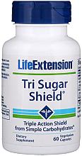 Kup PRZECENA! Suplement diety obniżający poziom cukru we krwi - Life Extension Tri Sugar Shield *