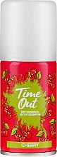 Kup PRZECENA! Suchy szampon do włosów Wiśnia - Time Out *