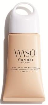 Nawilżający krem do twarzy na dzień tonizujący koloryt skóry SPF 30 PAA+++ - Shiseido Waso Color-Smart Day Moisturizer — фото N1