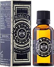 Kup PRZECENA! Olejek do brody - Dear Barber Beard Oil *