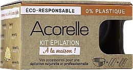 Kup Zestaw akcesoriów do depilacji - Acorelle Wachs Set