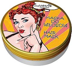 Kup Maska do włosów z naftą kosmetyczną - New Anna Cosmetics