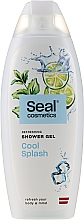 Kup Żel pod prysznic Mięta i limonka - Seal Cosmetics Shower Gel
