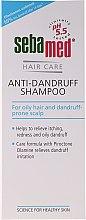 Kup Leczniczy szampon przeciwłupieżowy - Sebamed Anti-Dandruff Shampoo