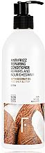 Kup Naprawcza odżywka do włosów - Freshly Cosmetics Anti Frizz Repairing Conditioner