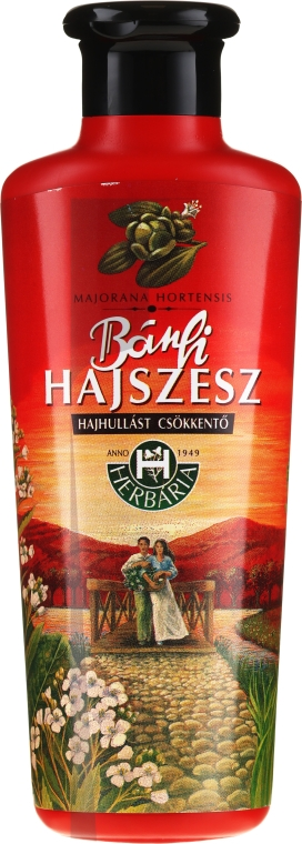 Wcierka do włosów - Herbaria Banfi Hajszesz