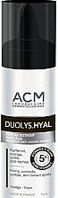 Kup Intensywne serum przeciwstarzeniowe - ACM Laboratoires Duolys.Hyal Intensive Anti-Ageing Serum