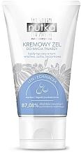 Kup Kremowy żel do mycia twarzy Len i echinacea - Nutka Creamy Face Gel