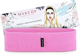 Kup Opaska na głowę Be Beauty, różowa (20 x 6 cm) - Makeup