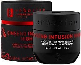 Kup Aktywny krem ujędrniający do twarzy na noc - Erborian Ginseng Infusion Night Cream