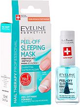 Kup PRZECENA! Maska odbudowująco-odżywcza do paznokci - Eveline Cosmetics Nail Therapy Professional  *