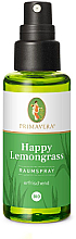 "Kup Spray zapachowy do domu - Primavera Organic ""Happy Lemongrass"" Room Spray"