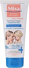Kup Krem do wrażliwej skóry twarzy dla całej rodziny - Mixa Sensitive Skin Expert Face Cream Of Sensative Skin