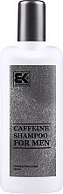 Kup Szampon do włosów z kofeiną dla mężczyzn - Brazil Keratin Caffeine Shampoo For Man