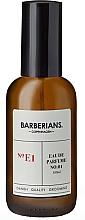 Kup Barberians. No 1 - Woda perfumowana