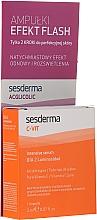 Kup Zestaw ampułek - SesDerma Laboratories Efect Flash (peel 2 ml + ser 2 ml)