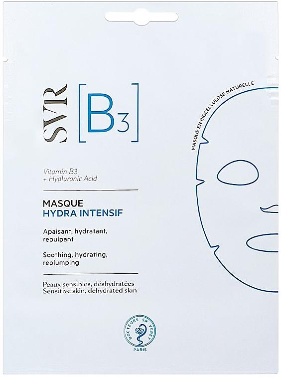 Nawilżająca maska do twarzy - SVR [B3] Intensive Hydra Mask