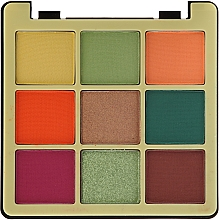 Kup Paletka cieni do powiek - Anastasia Beverly Hills Norvina Pro Pigment Mini №2