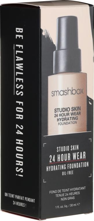 Nawilżający podkład do twarzy - Smashbox Studio Skin 24 Hour Wear Hydrating Foundation — фото N2