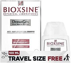 Kup Zestaw - Biota Bioxsine DermaGen Dry/Normal Hair (shm 300 ml + shm 100 ml)