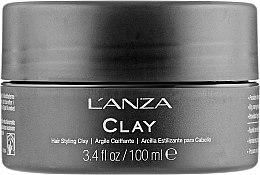 Kup Modelująca sucha glinka do włosów - Lanza Healing Style Sculpt Dry Clay