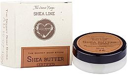 Kup PRZECENA! Masło shea do ciała - The Secret Soap Store Shea Line Shea Butter *