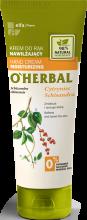Kup Nawilżający krem do rąk z ekstraktem z cytryńca chińskiego - O'Herbal
