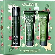 Kup Caudalie Fleur De Vigne - Zestaw (edt 50 ml + sh/gel 50 ml + lotion 50 ml)