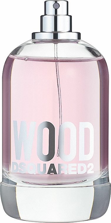 DSQUARED2 Wood Pour Femme - Woda toaletowa (tester bez nakrętki) — фото N1