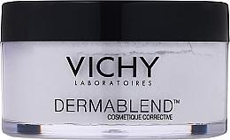 Kup Puder utrwalający działanie korekcyjnego fluidu - Vichy Dermablend Setting Powder
