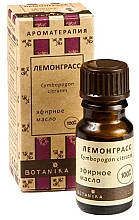 Kup Olejek z trawy cytrynowej - Botanika Lemongrass Essential Oil