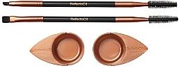 Kup Zestaw akcesoriów do koloryzacji brwi i rzęs - RefectoCil Cosmetic Brush Browista Toolkit