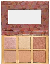 Kup Paleta do makijażu - Bellapierre Glowing Palette