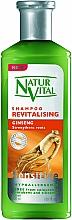 Kup Rewitalizujący szampon do włosów Żeń-szeń - Natur Vital Revitalizing Sensitive Ginseng Shampoo