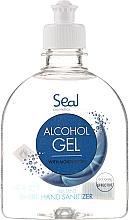 Kup Dezynfekujący żel do rąk - Seal Cosmetics Alcohol Gel Hand Sanitizer