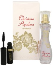 Kup Christina Aguilera Woman - Zestaw (edp 30 ml + mascara 5,3 ml)