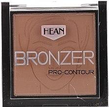 Kup Bronzer do twarzy - Hean Pro-contour Bronzer