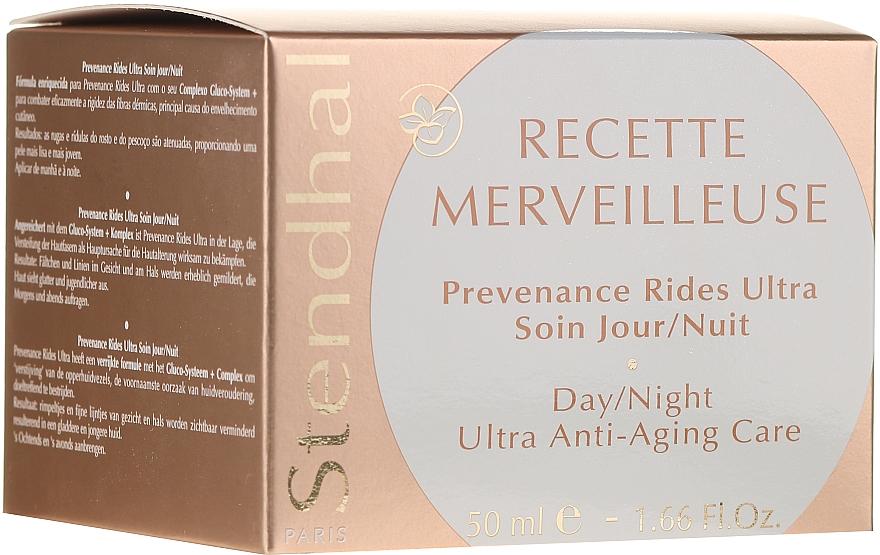 Krem do twarzy - Stendhal Recette Merveilleuse Day/Night Ultra Anti-Aging Care — фото N1