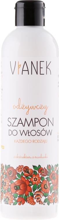 Odżywczy szampon do włosów - Vianek Seria pomarańczowa odżywcza