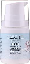 Kup S.O.S Krem do ciała z prebiotykami i olejem z nasion ogórecznika lekarskiego - Clochee Baby&Kids
