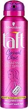 Kup Suchy spray teksturyzujący do włosów - Schwarzkopf Taft Casual Chic Shaping Dry Spray