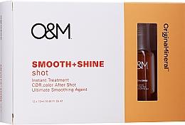 Kup Nabłyszczający koncentrat wygładzający do włosów - Original & Mineral Smooth + Shine Instant Shot Treatment