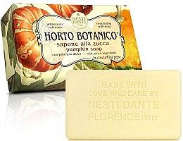 Kup Zmiękczające mydło w kostce Dynia - Nesti Dante Horto Botanico Pumpkin Soap