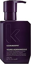 Kup Uzupełniająco-zmiękczająca maska do włosów suchych i zniszczonych - Kevin.Murphy Young.Again.Masque